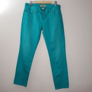 Lucky Brand Lola Skinny Ankle Crop Jeans Size 29